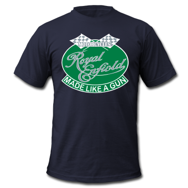 Roverz motors alappuzha royal enfield t shirts