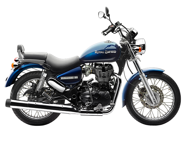 Royal enfield blue thunderbird bike for sale